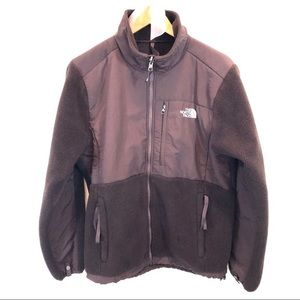 The North Face Brown Fleece Denali Jacket L